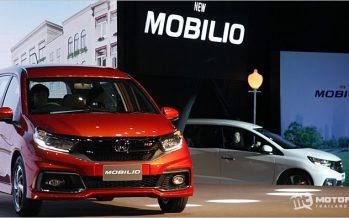 2017 Honda Mobilio ปรับโฉม พร้อมทำตลาดในไทย