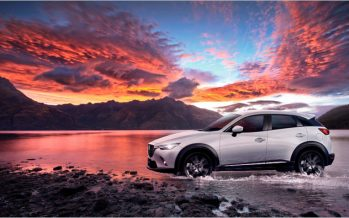 Mazda รายงานยอดจำหน่ายเดือนเมษายน 2560 เพิ่มขึ้นกว่า 22%