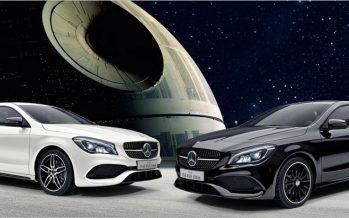 Mercedes CLA 180 Star Wars ฉลอง 40 ปีสำหรับแฟนๆ ในญี่ปุ่น