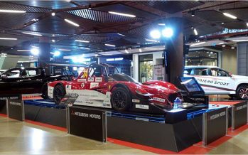 Mitsubishi จัดกิจกรรมสัญจรทั่วประเทศจัดแสดง MiEV Evolution III