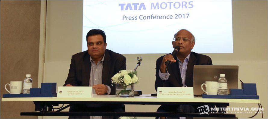 TATA เตรียมเพิ่มการจำหน่ายรถเพื่อการพาณิชย์ในไทยให้ครบทุกประเภท