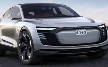 2017 Audi e-tron Sportback Concept เผยตัวอย่างโมเดลโปรดัคชั่น 2019