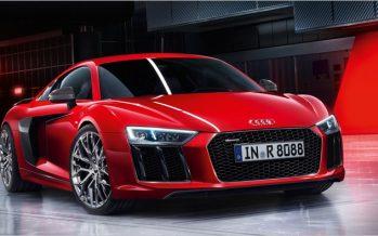 Audi ประเทศไทย เตรียมส่ง R8 Coupe V10 ลุยตลาดซูเปอร์คาร์