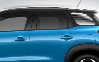 2018 Citroen C3 Aircross เปลี่ยนโฉมจาก MPV เป็นครอสโอเวอร์