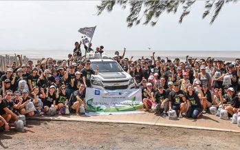 GM ประเทศไทย จัดกิจกรรมปลูกต้นไม้ 1,100 ต้นในวันสิ่งแวดล้อมโลก