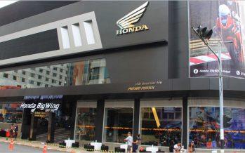 Honda Bigwing เปิดตัวศูนย์ฯ ใหม่ที่หาดใหญ่ ใหญ่สุดในภาคใต้ตอนล่าง