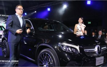 Mercedes เปิดตัว GLC Coupe รุ่นประกอบในประเทศ พร้อมเวอร์ชั่น AMG GLC 43