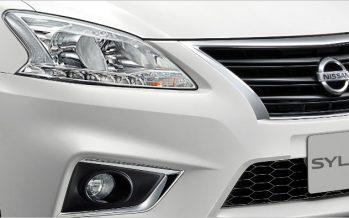 2017 Nissan Sylphy ปรับโฉม ปรับรุ่นปี เพิ่มชุดตกแต่งใหม่