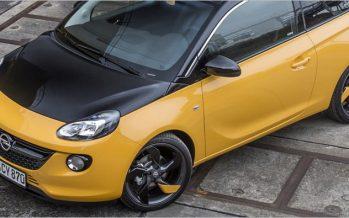 2017 Opel Adam Black Jack ตกแต่งใหม่รับความเปลี่ยนแปลง