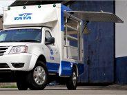 TATA เปิดตัวรถ Mobile Service รุ่นใหม่สำหรับให้บริการนอกสถานที่