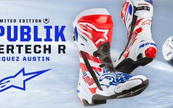 Alpinestars Supertech R Republik Limited Edition รุ่นฉลองชัย