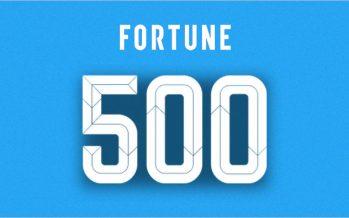 Goodyear จัดเป็นบริษัทที่ใหญ่ที่สุดอันดับที่ 184 โดย Fortune