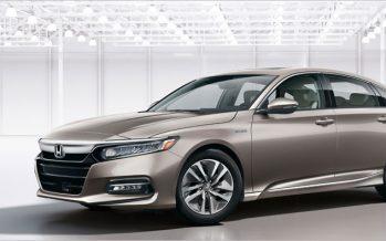 2018 Honda Accord เจนเนอเรชั่น 10 มาพร้อมเกียร์ 10 จังหวะ
