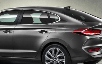 2018 Hyundai i30 Fastback เพิ่มรุ่นตัวถังท้ายลาด