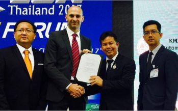Infineon-ลาดกระบัง จัดตั้งศูนย์ฝึกอิเลคทรอนิกส์ยานยนต์แห่งแรกในอาเซียน