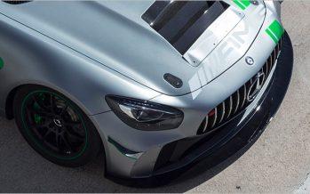 2017 Mercedes-AMG GT4 รถแข่งรุ่นเริ่มต้นแบบ entry-level