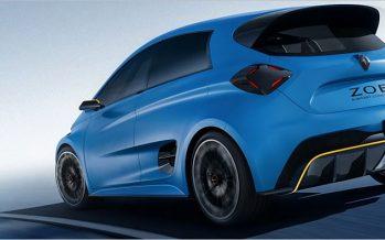 Renault เริ่มพัฒนา Zoe RS รถคลาสซูเปอร์มินิพลังไฟฟ้าสมรรถนะสูง
