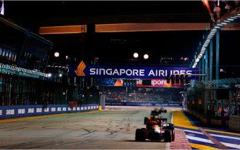 Singapore GP 2017 การันตีกิจกรรมความสนุก 15-17 กันยายนนี้