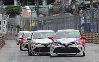 Toyota Motorsport 2017 สนาม 2 ริมหาดบางแสน ชลบุรี