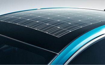 Panasonic เชื่อหลังคาโซลาร์ในรถไฮบริดหรือไฟฟ้าคือตลาดใหม่