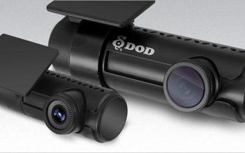 RTB เปิดตัวกล้องติดรถยนต์หน้า-หลัง DOD RC500S ต่อสมาร์ทโฟนด้วย WiFi