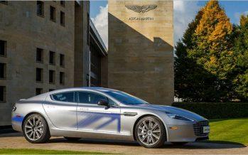 Aston Martin เปิดตัววิศวกรผู้พัฒนาระบบขับเคลื่อนไฟฟ้าให้ RapidE
