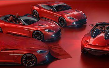 2018 Aston Martin Vanquish Zagato เพิ่ม 2 ตัวถังสำหรับนักสะสม
