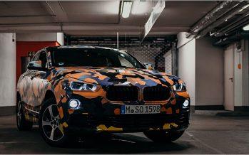 2018 BMW X2 สปอร์ตครอสโอเวอร์รุ่นใหม่ในตระกูล X Series