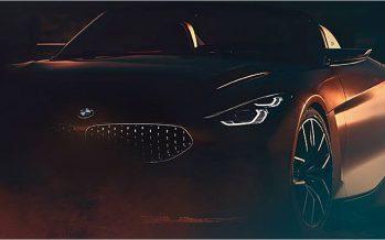 2017 BMW Z4 Concept โฉมแรกของแฝดเยอรมัน/ญี่ปุ่น