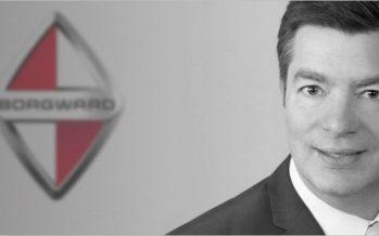 Borgward Group ตั้งกรรมการบริหารคนใหม่เสริมความแข็งแกร่งในยุโรป