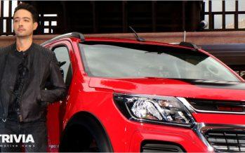 Chevrolet เปิดตัวฮิวโก้ ในฐานะแอมบาสซาเดอร์ Trailblazer Z71