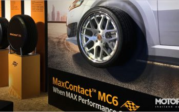 Continental MaxContact MC6 เปิดตัวพร้อมลองสมรรถนะที่พีระ เซอร์กิต