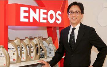 ENEOS ตั้ง MD ใหม่ หวังเพิ่มยอดจำหน่าย 2 ล้านลิตรในปี 2018