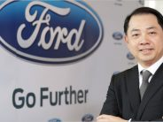 Ford เผยกลยุทธ์ชิงส่วนแบ่งการตลาดครึ่งหลังปี 2560
