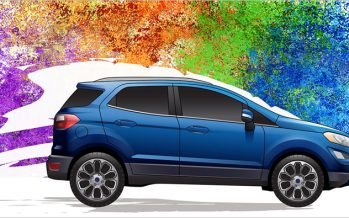 Ford เผยวิธีคาดการณ์ว่ารถยนต์สีใดจะเป็นที่นิยมในอนาคต