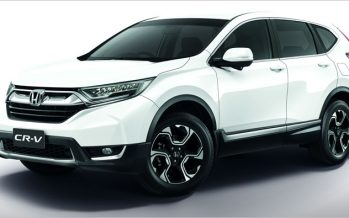 Honda CR-V ผ่านมาตรฐานความปลอดภัยระดับ 5 ดาวของ ASEAN NCAP