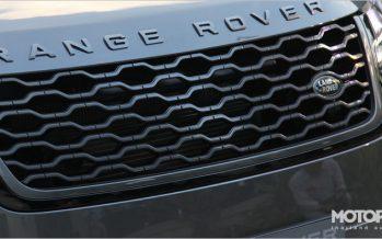 2018 Range Rover Velar เผยโฉม เปิดราคาจำหน่ายไทย