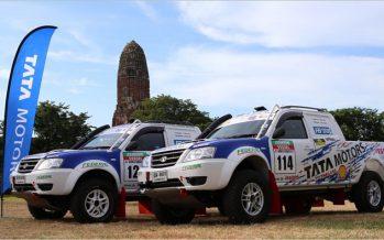 Tata Motors Team Thailand ส่งรถลง Asia Cross Country Rally 2017