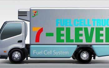 Fuel Cell Truck and Bus รถ FCEV ผลงานพัฒนาของ Toyota