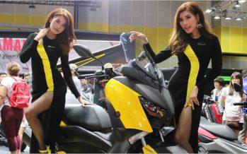 Yamaha XMAX 300 ประกาศราคาเป็นทางการในงาน BIG 2017