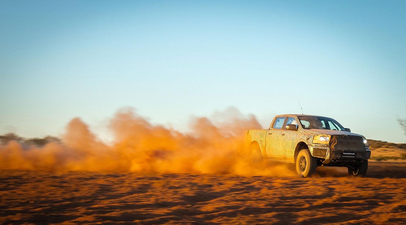 Ford Ranger Raptor ฝันที่เป็นจริงของชาวออฟ-โรด ฮาร์ดคอร์