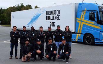 Volvo Trucks ได้ผู้ชนะเลิศ Fuelwatch Challenge Grand Final 2017 สวีเดน