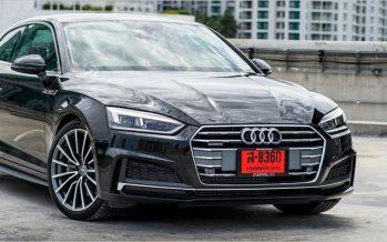 Audi ประเทศไทย เปิดตัว New Audi A5 Coupe รุ่นใหม่