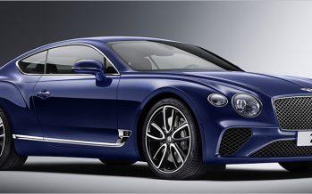 2018 Bentley Continental GT เจนเนอเรชั่น 3 ปราดเปรียวกว่าที่เคย