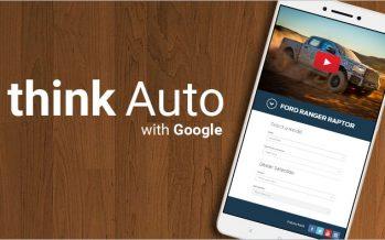 Google ประเทศไทย เผยผลวิจัยพฤติกรรมก่อนการตัดสินใจซื้อรถ