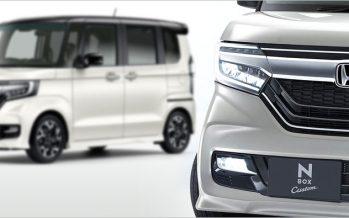 2017 Honda N BOX เพิ่มความปลอดภัยด้วย Honda SENSING