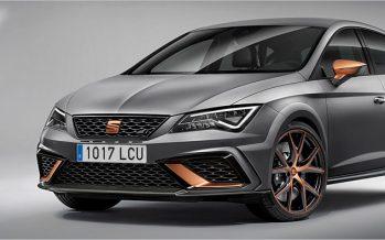 2018 SEAT Leon Cupra R ตัวแรงรุ่นล่าสุด 310PS จากประเทศสเปน