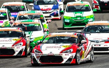 Toyota คว้าอันดับ 1 RAAT Thailand Endurance Championship 2017
