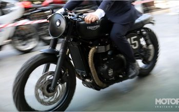 Triumph เผยไบค์เกอร์ไทยกว่า 2,000 คนร่วมคาราวาน Gentleman's Ride 2017