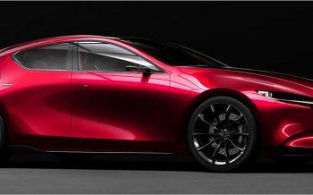 2017 Mazda Kai Concept พรีวิวโฉมใหม่ของ Mazda3